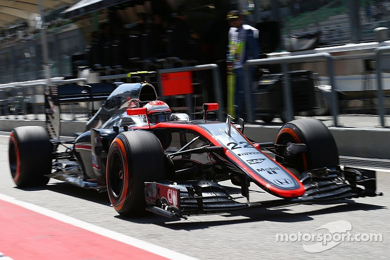 Button asegura que el McLaren mejoró