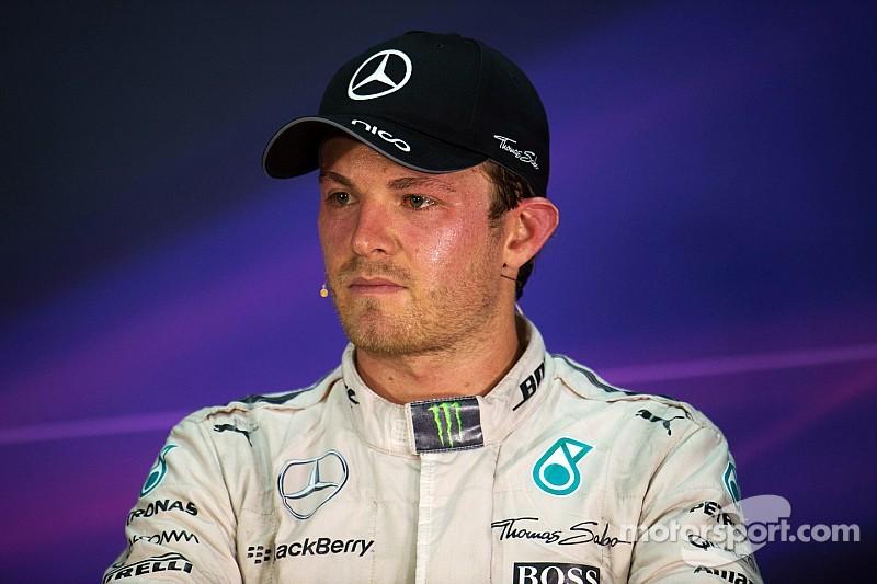 Coulthard: Rosberg muestra