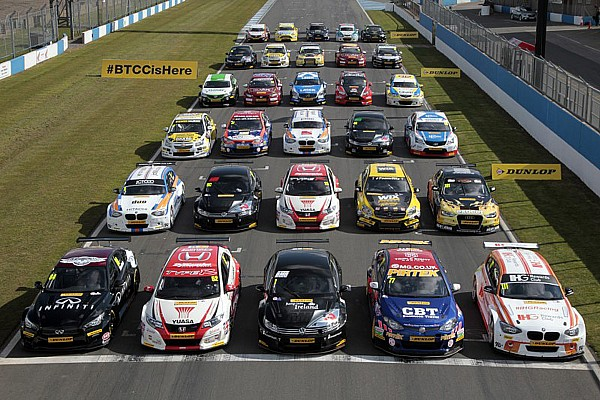 A capacity grid expected for BTCC 2015