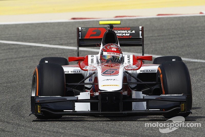 Matsushita quickest on day two of GP2 test