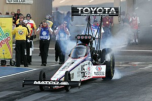 NHRA Preview Top Fuel star Antron Brown credits strong team for overall success heading to Las Vegas