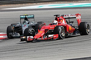 Formula 1 Preview Can Ferrari keep the F1 heat on Mercedes in China?