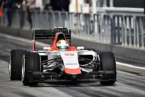 Formula 1 Breaking news Manor kicks off 2015 development programme