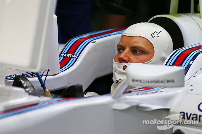 Bottas se siente mejor con el Williams