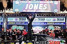 Erik Jones holds off Keselowski and Earnhardt to win first XFINITY race