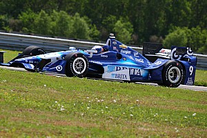 Dixon on top for third IndyCar practice at NOLA