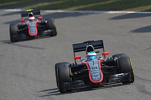 Formula 1 Race report McLaren-Honda got both cars safely to the finish in today's Chinese GP