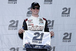 Erik Jones continues to impress