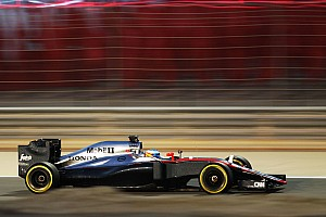 Happy Alonso says still too early for points