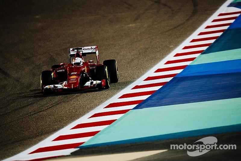 "Vettel: splitting Mercedes duo is ""a great success"""