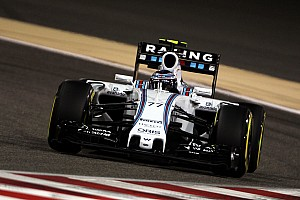Bottas qualified fifth and Massa sixth for tomorrow's Bahrain GP