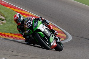 World Superbike Race report Double win for Rea as van der Mark bags another podium