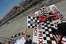 Scott Dixon se llevó la victoria en Long Beach