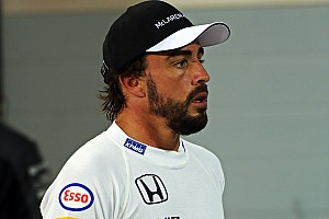 Alonso facing