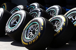 Pirelli unveils tyre compounds for next four races