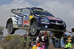 WRC Stage report Ogier wins Rally Argentina superspecial