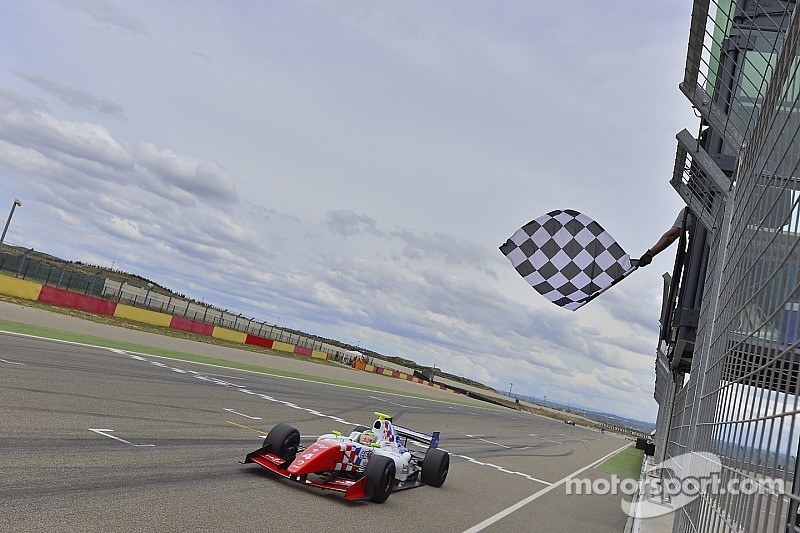 Van Buuren penalty gifts Rowland first Aragon win