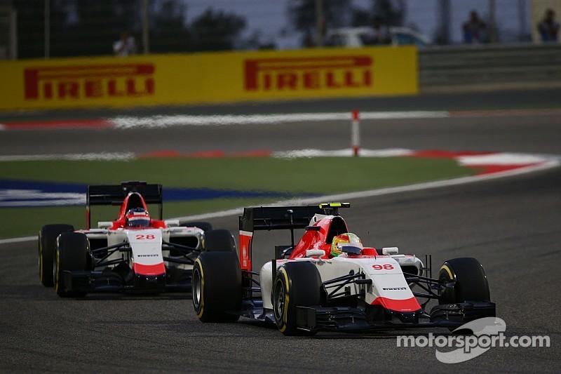 Merhi señala que hay diferencias en su coche respecto a Stevens