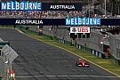 Australian GP has