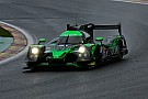 Rainy opening practice for ESM and Ligier at Spa