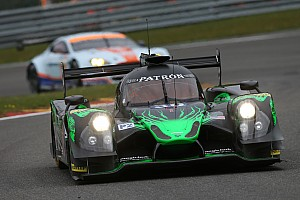WEC Qualifying report Tequila Patron ESM Ligiers qualify for Spa