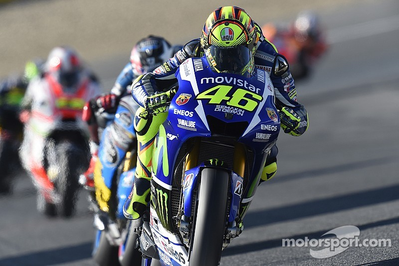 "Rossi claims MotoGP title battle ""can be the best"""