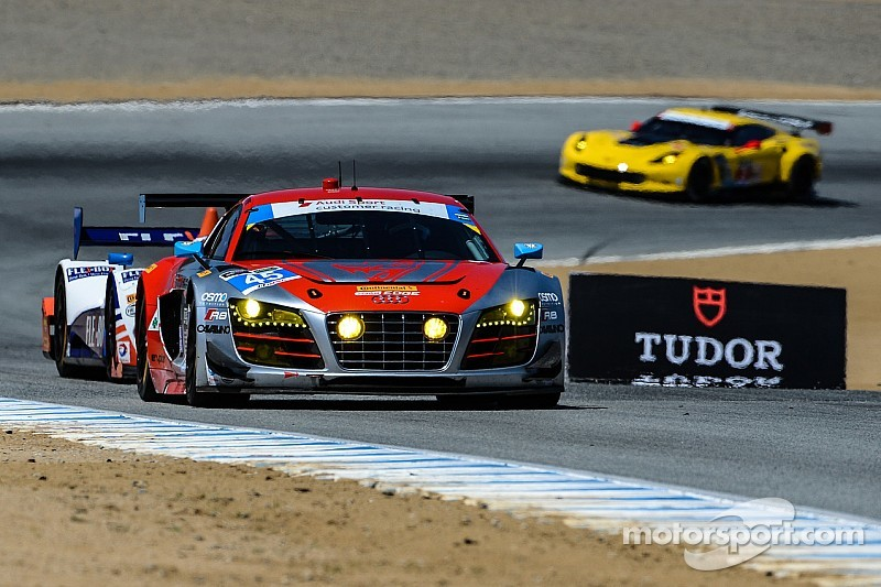 Guy Cosmo returns to IMSA competition in Monterey