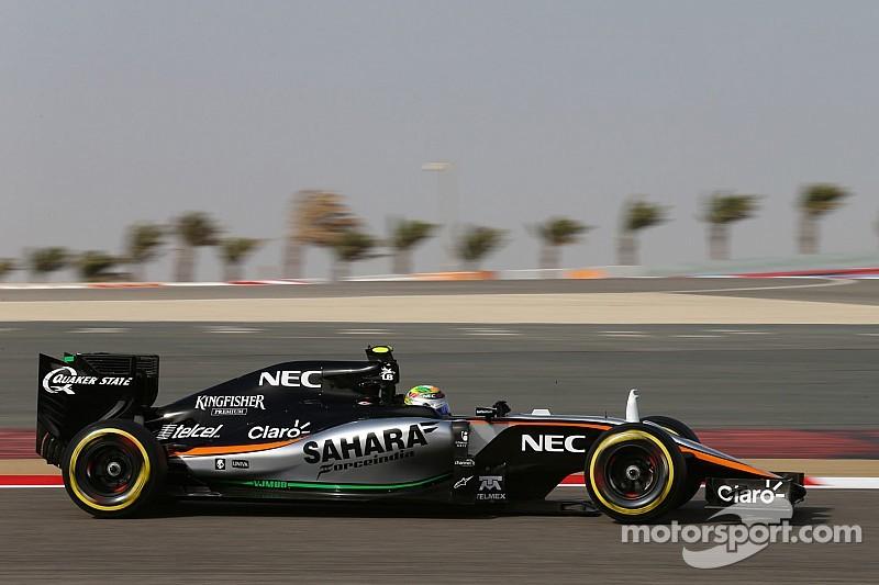 Force India no tendrá mejoras hasta Silverstone, dice