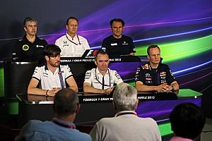 Spanish GP: Friday press conference