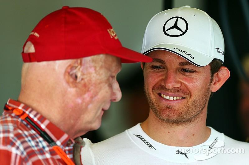 Rosberg está de vuelta: Niki Lauda