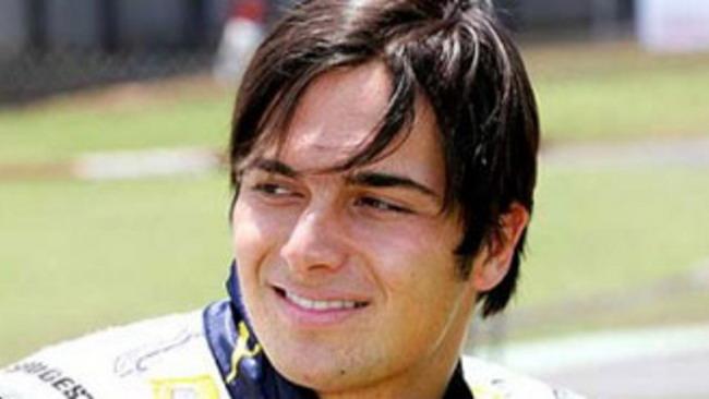 Nelsinho Piquet emigra nella Nascar