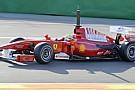 F1: Massa si conferma al top a Valencia