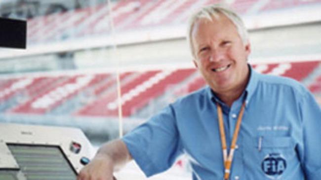 F1: Whiting ispeziona la USF1