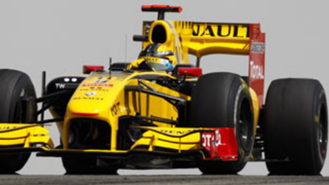 F1: Melborne, Prove Libere 1: Kubica al top