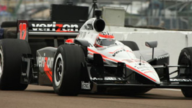 Indycar: Power concede il bis a St. Petersburg