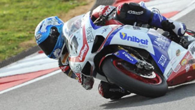 WSBK 2010, Portimao: bene il Team Althea Ducati