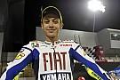 Rischio Rossi: cade facendo motocross