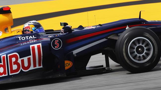 Vettel non è contento del terzo posto