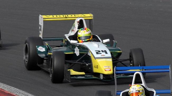 Turchetto in pole nella F2000 Light ad Imola