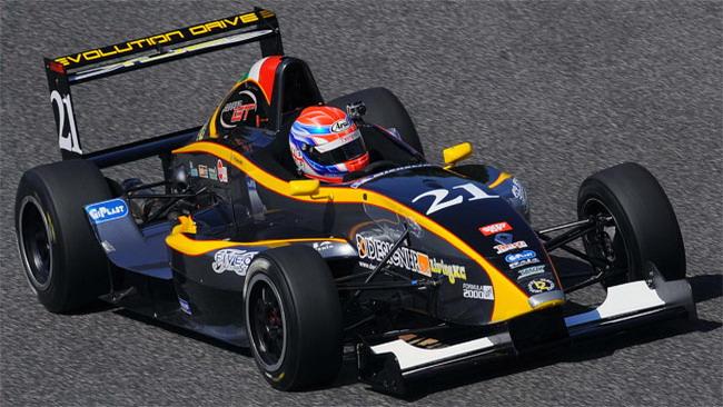 Formula 2000 Light: A Bertolotti gara 2 di Imola