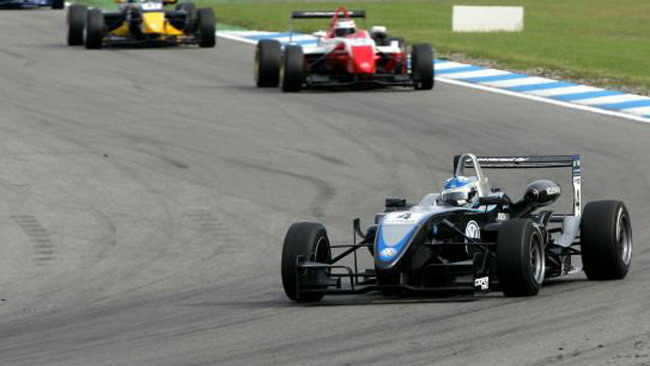Dias si rifà in gara 2 dopo la sfortunata gara 1
