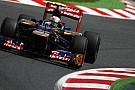 Vergne punta sul passo gara della Toro Rosso