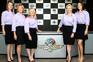Legge to drive for all-women team in 2016 Indy 500