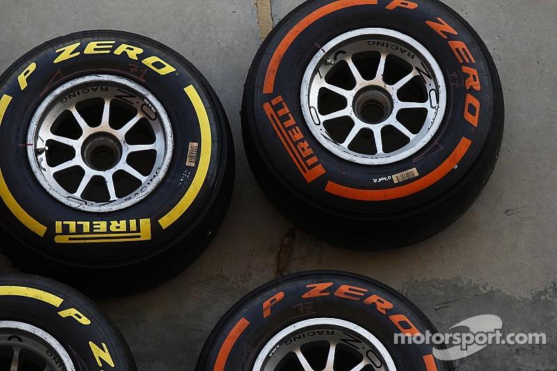 Mónaco verá un neumático nuevo