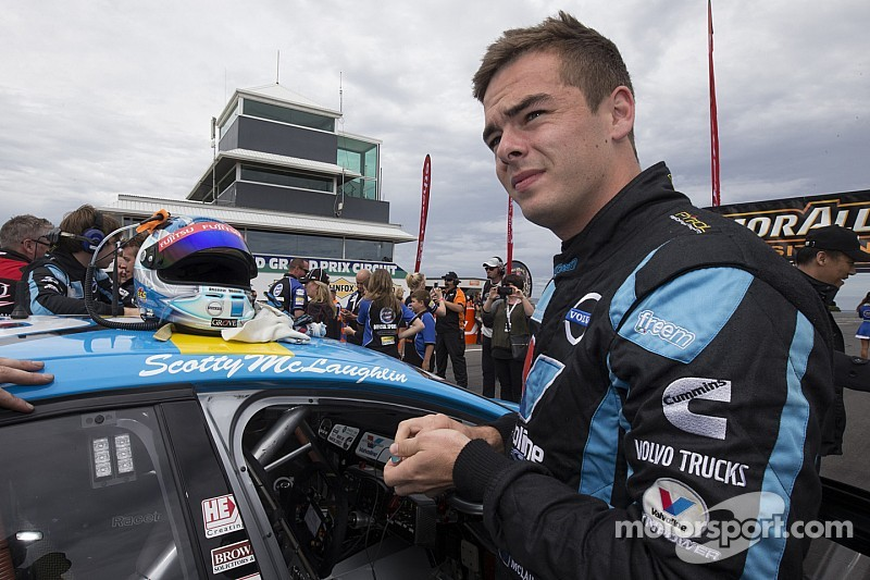 McLaughlin eyeing more Porsche success (includes video)