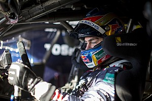 Supercars Breaking news Lowndes weighs in on V8 wet tyre debate