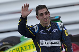 Buemi tops first Formula E practice in Berlin
