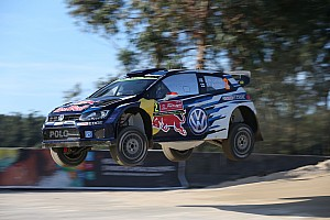 Latvala hangs on in Portugal as Ogier closes