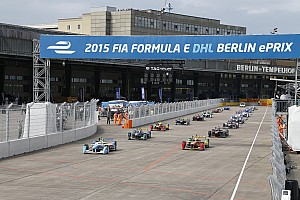 Berlin ePrix: D'Ambrosio wins as Piquet takes championship lead