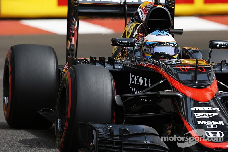 Drivers' and constructors' standings after Monaco GP
